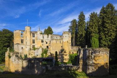 LX01164 Luxembourg, Beaufort, Beaufort Castle