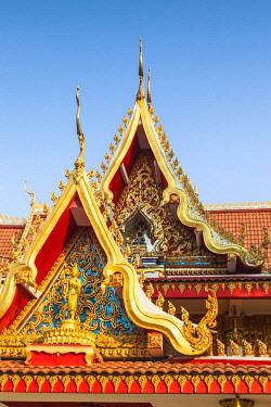 LS02132 Laos, Vientiane, Wat Chanthabuli, detail