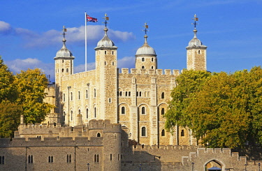 IBXSIM04371073 Tower of London, London, England, Great Britain, United Kingdom, Europe