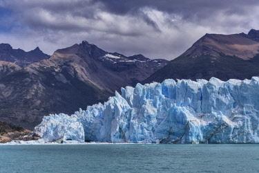 AR027RF Perito Moreno Glacier, Los Glaciares National Park, Patagonia, Lago Argentino, Santa Cruz Province, Argentina