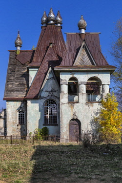 AM01218 St Nicholas Russian church (1912), Amrakits, Lori province, Armenia