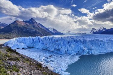 AR02413 Perito Moreno Glacier, Los Glaciares National Park, Patagonia, Lago Argentino, Santa Cruz Province, Argentina