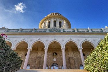 IS30268 Shrine of the Bab, Haifa, Israel
