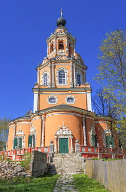 RU01447 Church of image of Saviour Not Made by Hands (1697), Ubory, Moscow region, Russia