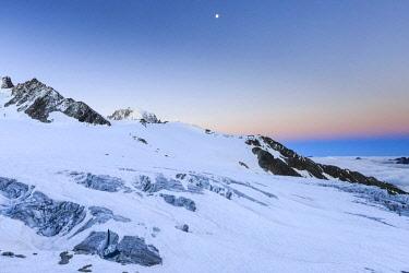 IBXMAC04047649 Glacier du Tour, Mont Blanc massif, France, Europe