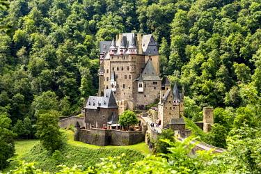 IBXAXS04374552 Eltz Castle, Wierschem, Rhineland-Palatinate, Germany, Europe