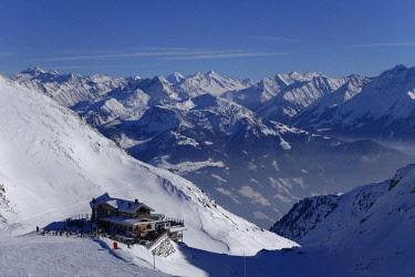 IBLDWB04092586 Wedelh�tte alpine lodge in Hochzillertal in Hochf�gen, Kaltenbach im Zillertal, Tyrol, Austria, Europe
