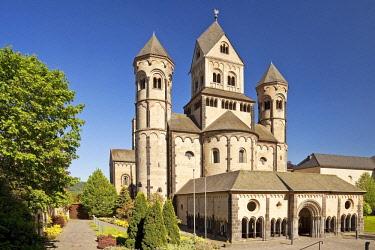 IBLSZI04716492 Maria Laach Abbey, Glees, Eifel, Rhineland-Palatinate, Germany, Europe
