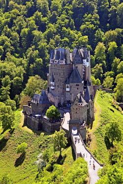 IBLSZI04723315 Eltz Castle, Wierschem, Eifel, Rhineland-Palatinate, Germany, Europe