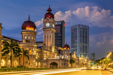 MAY0259AWRF Sultan Abdul Samad Building, Merdeka Square, Kuala Lumpur, Malaysia