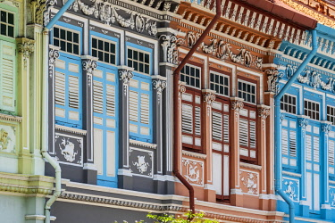 SNG1525AWRF Peranakan Terrace House, Singapore