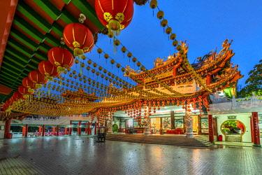 MAY0240AW Thean Hou Temple, Kuala Lumpur, Malaysia