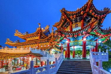 MAY0241AW Thean Hou Temple, Kuala Lumpur, Malaysia