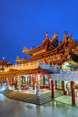 MAY0242AW Thean Hou Temple, Kuala Lumpur, Malaysia