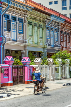 SNG1501AW Peranakan Terrace House, Singapore