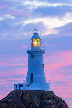 UK05164 United Kingdom, Channel Islands, Jersey, Corbiere Lighthouse