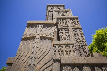 AM01268 Armenia, Vagharshapat-Echmiadzin, Mother See of Holy Echmiadzin, main complex of the Armenian Apostolic Church, religious monument