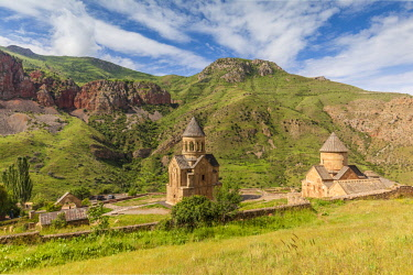 AM01308 Armenia, Noravank, Noravank Monastery, 12th century,  morning