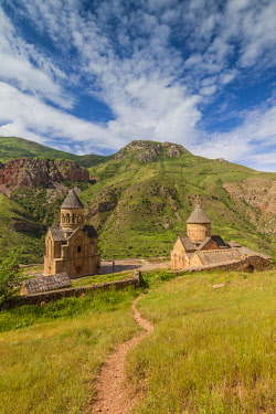AM01309 Armenia, Noravank, Noravank Monastery, 12th century,  morning