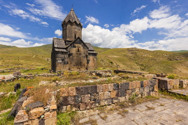 AM01310 Armenia, Yeghegnadzor, Tanahati Monastery, 13th century