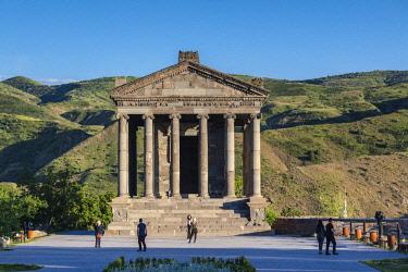 AM01334 Armenia, Garni, Garni Temple, 1st century,
