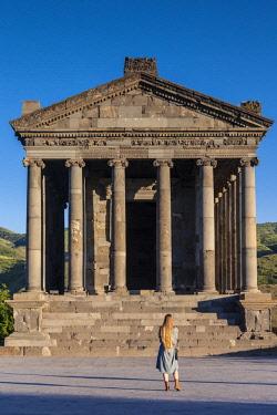 AM01335 Armenia, Garni, Garni Temple, 1st century,
