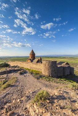 AM01344 Armenia, Khor Virap, Khor Virap Monastery, 6th century