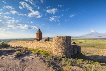 AM01345 Armenia, Khor Virap, Khor Virap Monastery, 6th century