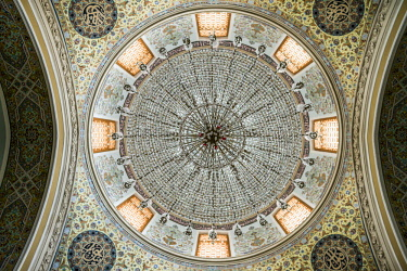 AZ01176 Azerbaijan, Baku, Old City, Cume Mosque