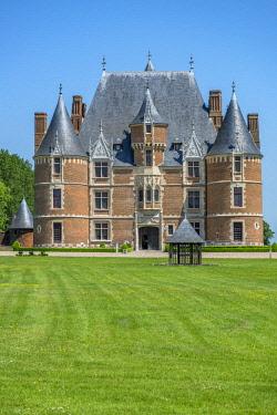 EU09JEN0169 Chateau de Martainville, Normandy, France