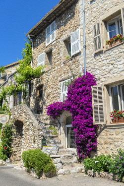 EU09JEN0487 St. Paul de Vence, Provence, France