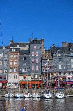 EU09LEN0772 Avant Port, Honfleur, Normandy, France