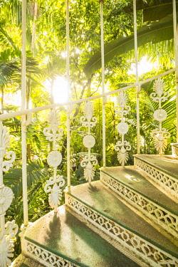 UK11560 Palm House, Kew Gardens (Royal Botanic Gardens), Richmond, London, England, UK