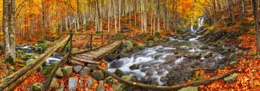 CLKAG92426 Dardagna waterfalls, Corno Alle Scale Regional Park, Lizzano in Belvedere, Bologna province, Emilia Romagna, Italy, Europe