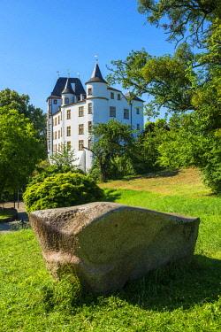 GER11461AWRF Castle hotel, casino and three star restaurant Victor's Residenz, Nennig, Mosel valley, Saarland, Germany