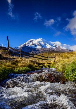 ECU1402AW Chimborazo Volcano, Chimborazo Province, Ecuador