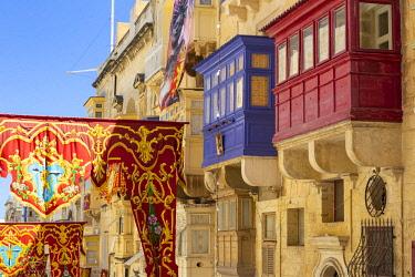 MT01120 Malta, Malta, Valletta, Repulic Street