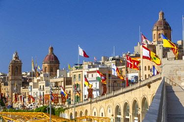 MT01126 Malta, Malta, Valletta, Vittoriosa Town