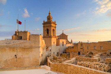 MT019RF Malta, Gozo, Victoria (Rabat), Old Citadel