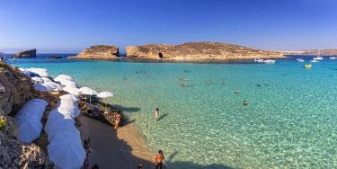 MT01147 Malta, Comino, Blue Lagoon