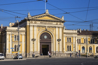 SB01135 Serbia, Belgrade, Belgrade railway station