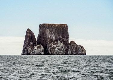 GAL0283AW Leon Dormido or Kicker Rock, San Cristobal or Chatham Island, Galapagos, Ecuador