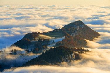 SWI8144AW Morning view from Weissenstein, Solothurn, Switzerland