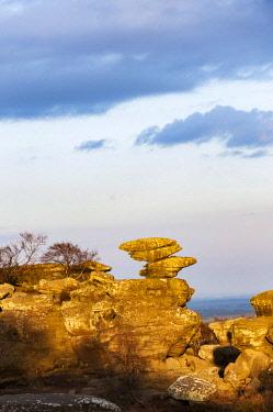 ENG15892 England, Yorkshire Dales, Nidderdale, Brimham Rocks