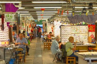 CH11732AW Jade Market, Yau Ma Tei, Kowloon, Hong Kong