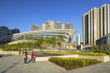 CH11737AW West Kowloon High Speed Rail Station, Kowloon, Hong Kong