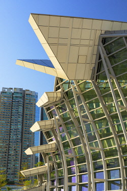 CH11740AW West Kowloon High Speed Rail Station, Kowloon, Hong Kong