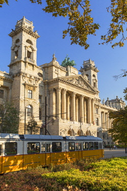 HUN1616AW Museum of Ethnography, Budapest, Hungary