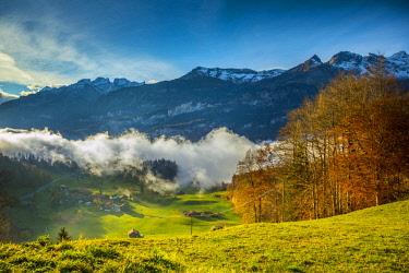 CH118RF Brunig Pass, Berner Oberland, Switzerland
