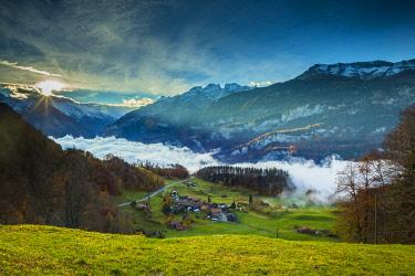 CH02520 Brunig Pass, Berner Oberland, Switzerland